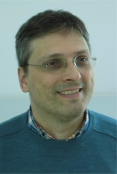 Passbild - Dr. Klaus Mueck