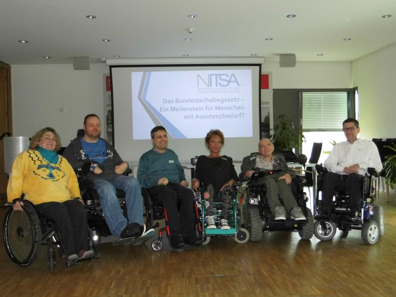 NITSA-Vorstand in Berlin