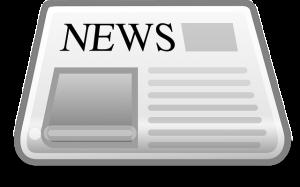 Bild Newsletter (© pixabay): Zeigt eine Zeitung.