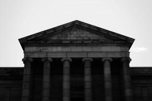 Foto Tempel (© pixabay): Zeigt einen antiken Tempel.