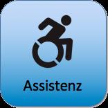 Assistenz-Button: Bitte klicken für weitere Informationen zum Thema Assistenz.