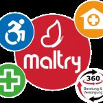 Logo Fachbetrieb für Rehabilitationstechnik Maltry