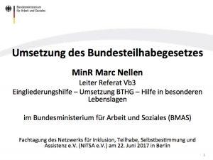 Titelbild Vortrag Marc Nellen (BMAS)