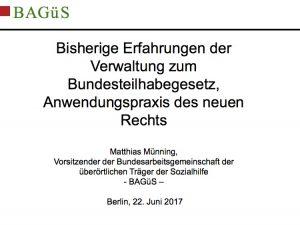 Titelbild Vortrag Matthias Münning (BAGüS)